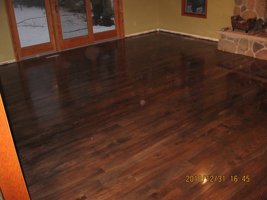 New floors welcome to custom hardwood floors cabinet for Custom hardwood flooring