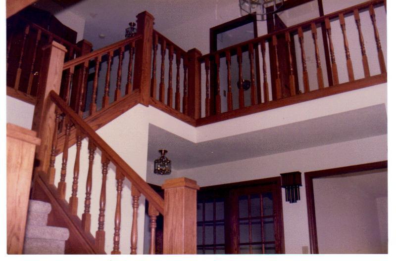 Stair Cases Custom Hardwood Floors By Jeffries